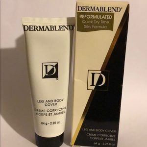Dermablend Leg and Body Cover New